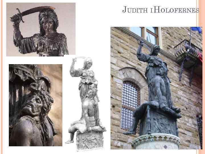 JUDITH I HOLOFERNES