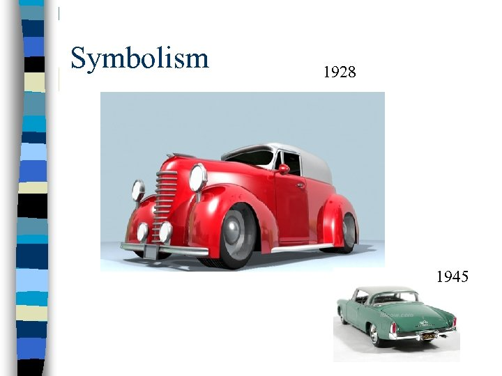 Symbolism 1928 1945