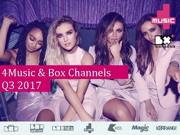 4 Music & Box Channels Q 3 2017