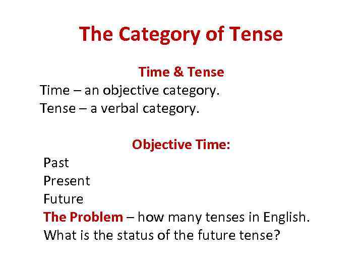 the category of tense essay Language used in a reflective essay should primarily be in first person, past tense with a coherent tone, voice and level of diction first person in your reflective essay, you should use the first person with terms like i, me, my and mine.