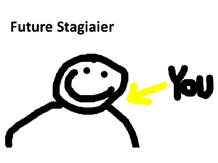 Former Stagiaiers