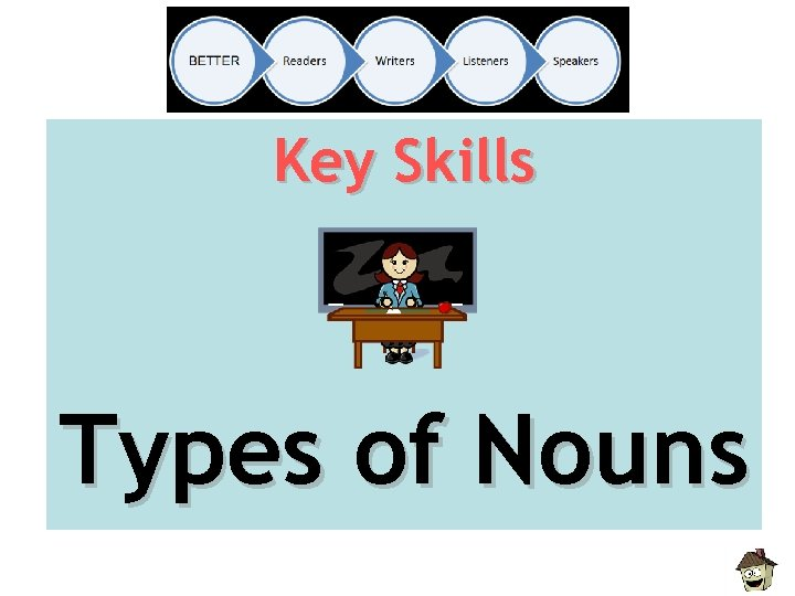 Key Skills Types of Nouns