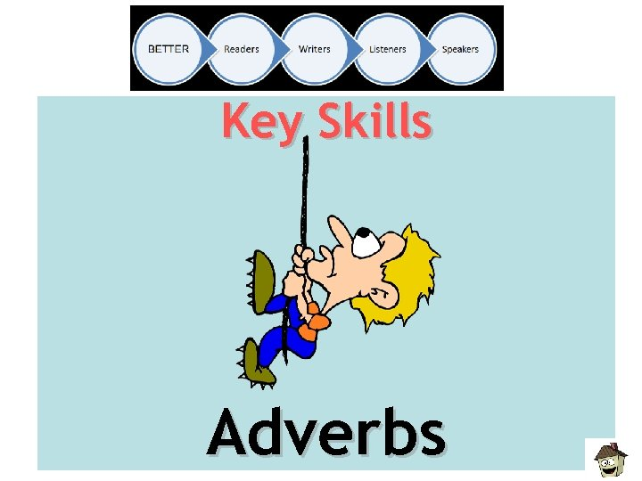 Key Skills Adverbs