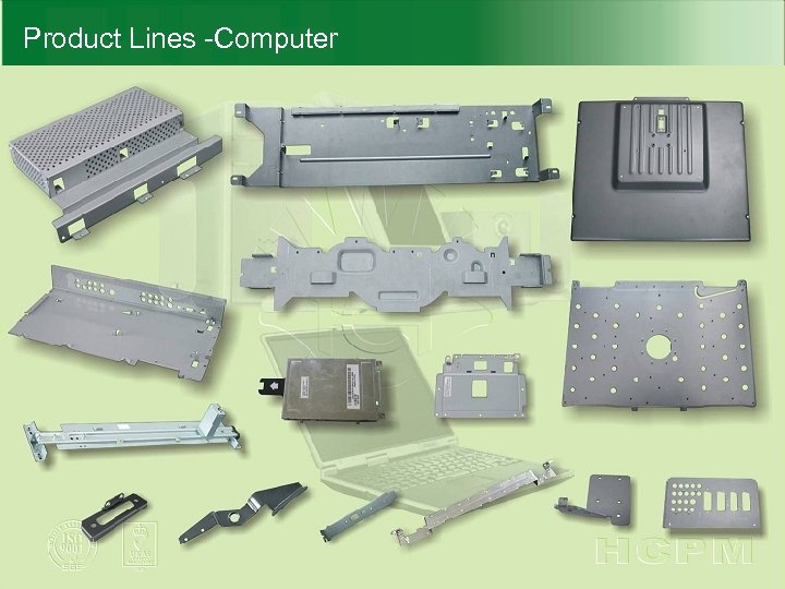 Product Lines -Computer