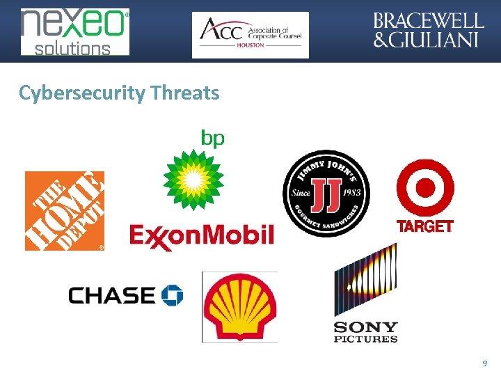 Cybersecurity Threats 9