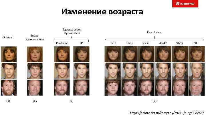 Изменение возраста https: //habrahabr. ru/company/mailru/blog/338248/