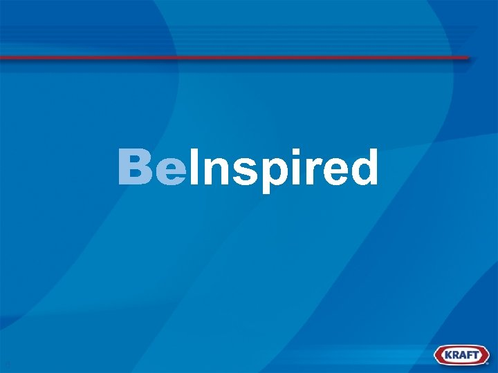 Be. Inspired 6