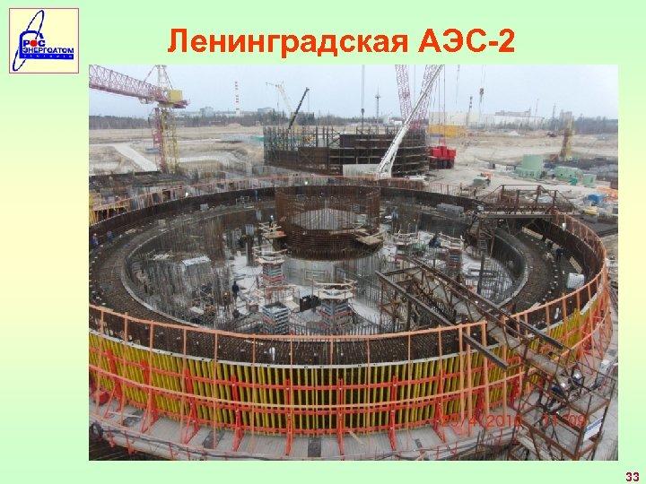 Ленинградская АЭС-2 33
