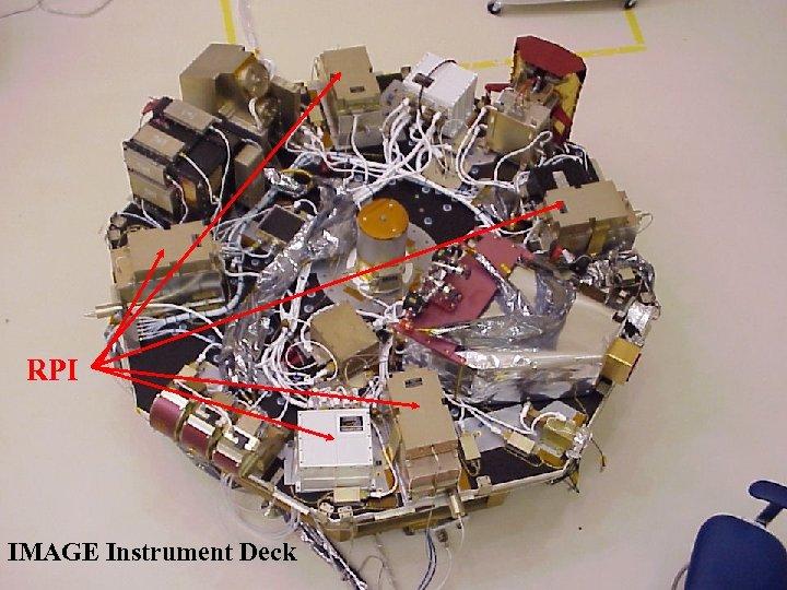 RPI IMAGE Instrument Deck 31