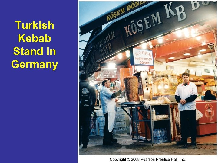 Turkish Kebab Stand in Germany 48