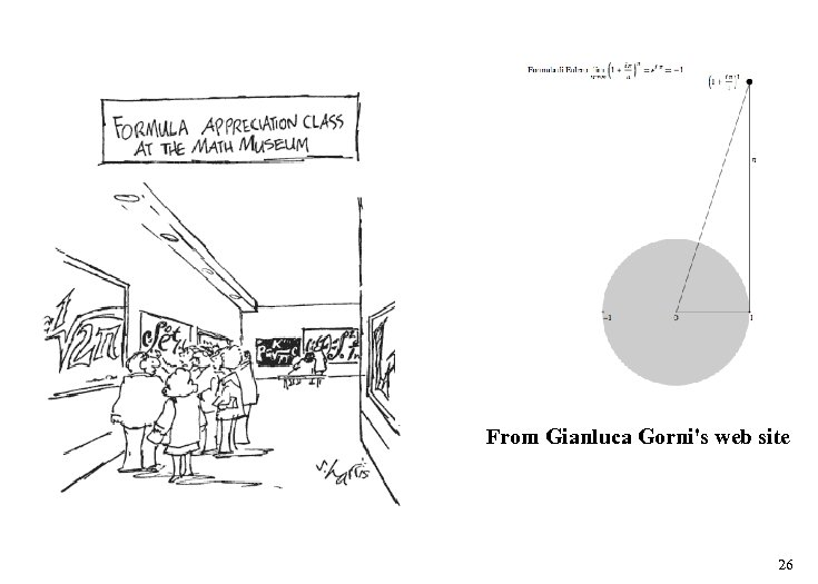 From Gianluca Gorni's web site 26
