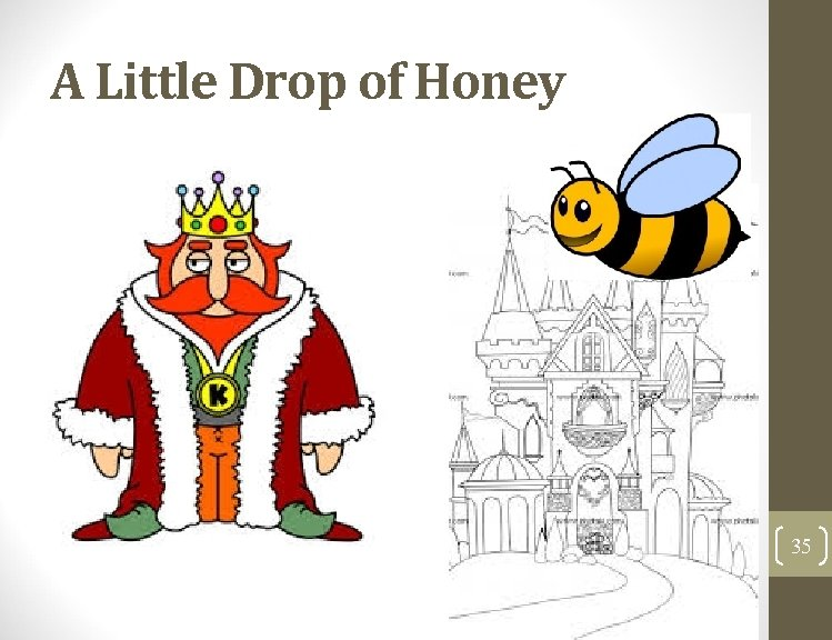 A Little Drop of Honey 35