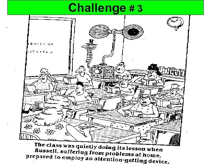 Challenge # 3