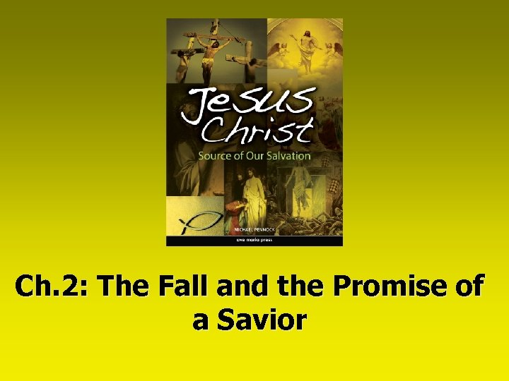 Ch. 2: The Fall and the Promise of a Savior