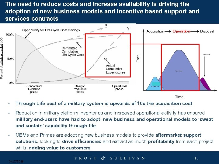 The need to reduce costs and increase availability is driving the adoption of new