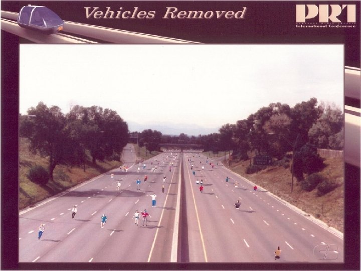 Vehicles Removed