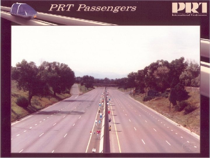 PRT Passengers