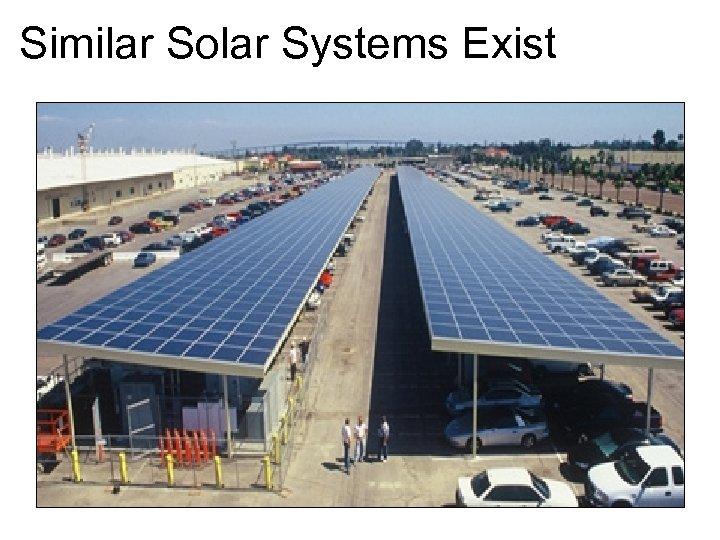 Similar Solar Systems Exist