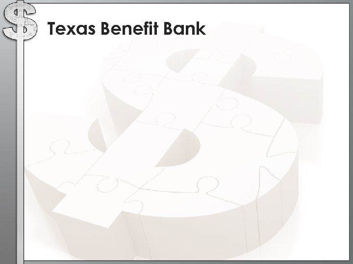 Texas Benefit Bank
