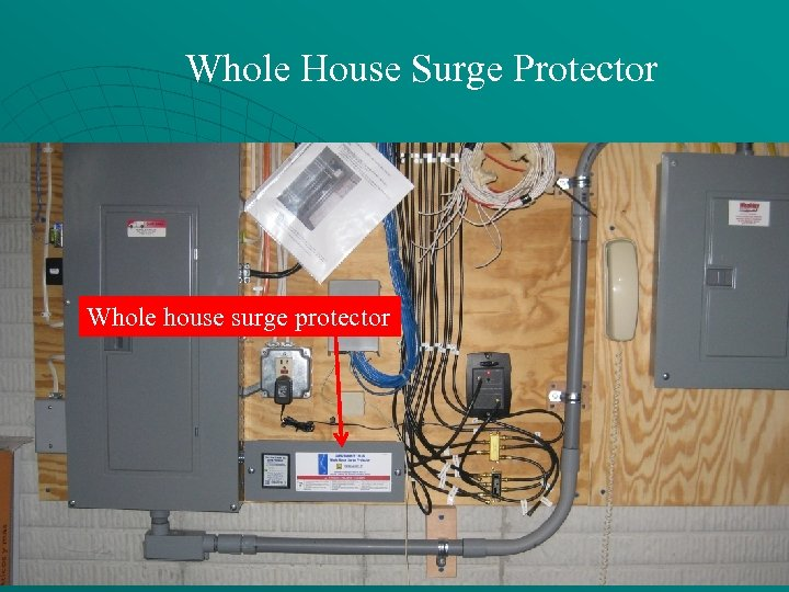 Whole House Surge Protector Whole house surge protector