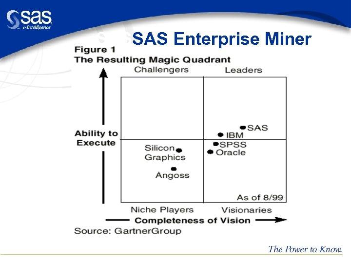 SASSAS Enterprise Miner