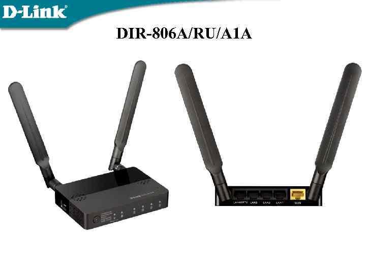 DIR-806 A/RU/A 1 A