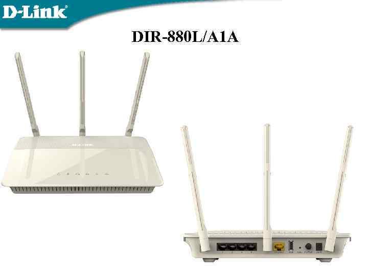 DIR-880 L/A 1 A