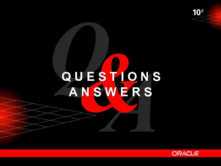 Q & A QUESTIONS ANSWERS