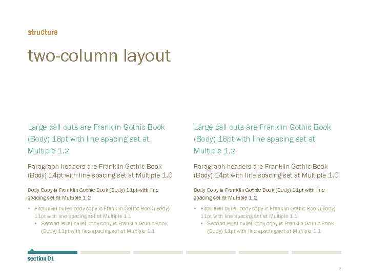 Slidedoc Cover Page Example Author Name Position Title