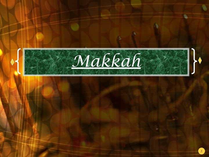 Makkah 3