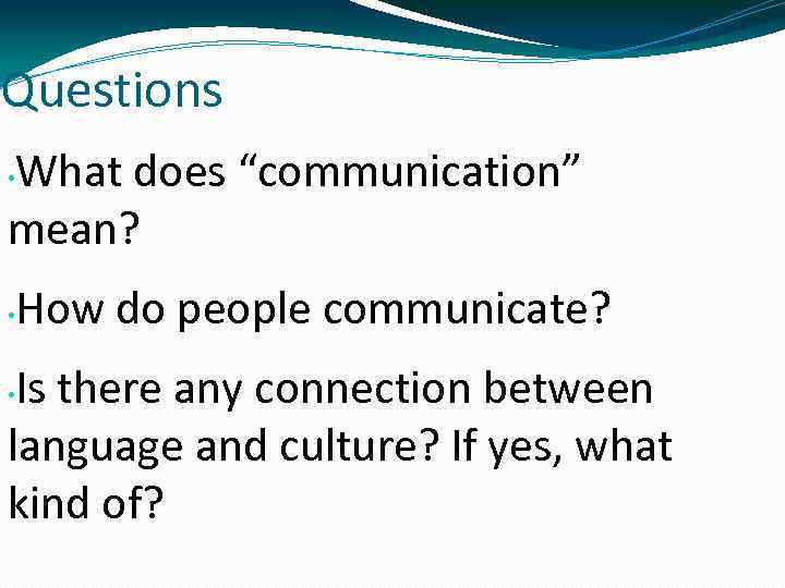the aspects of effective communication Being able to communicate effectively is an essential skill one of the most important aspects of effective communication is being a good listener people do not like communicating with others who are only interested in telling you what they want to tell you, and don't listen to what you have to say.