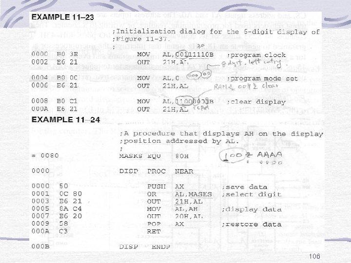 Ex. 11 -23, 24 106