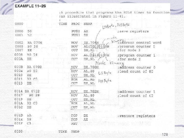 Ex. 11 -26 128