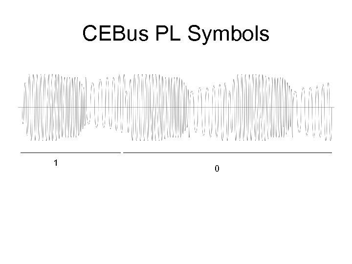 CEBus PL Symbols 1 0