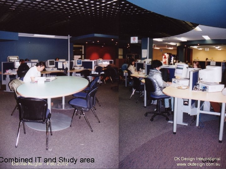Combined IT and 2002 Study area Cecilia Kugler - Feb CK Design International CKDI