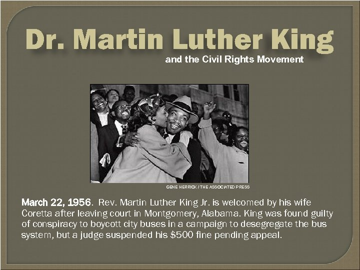 a discussion on the impact of the civil rights movement and martin luther king jr and emmet till on  Martin luther king jr served as a symbol for a movement he advocated for civil rights in a peaceful way that changed our country forever i really enjoyed reading your post the fact that you reflected after the discussion on king being too celebrated is important one can only be motivated.