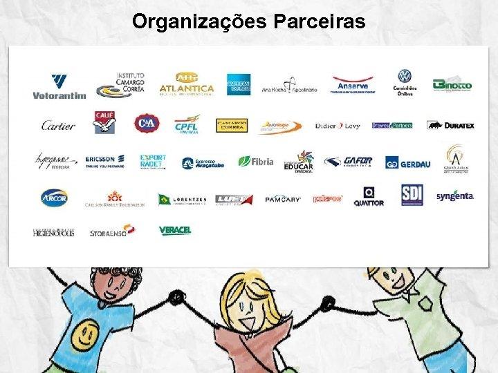 Organizações Parceiras