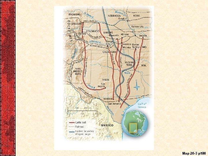 Map 26 -3 p 586