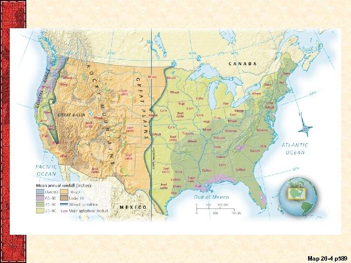 Map 26 -4 p 589