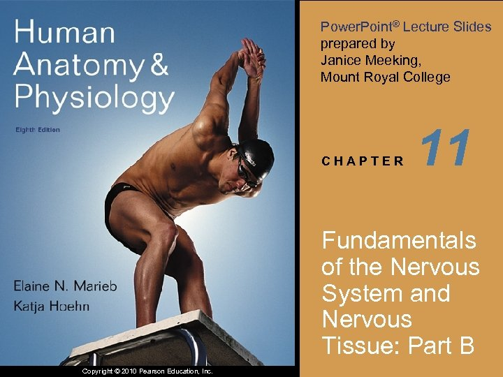 Power. Point® Lecture Slides prepared by Janice Meeking, Mount Royal College CHAPTER 11 Fundamentals
