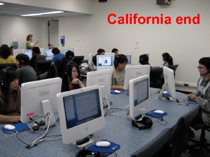 California end