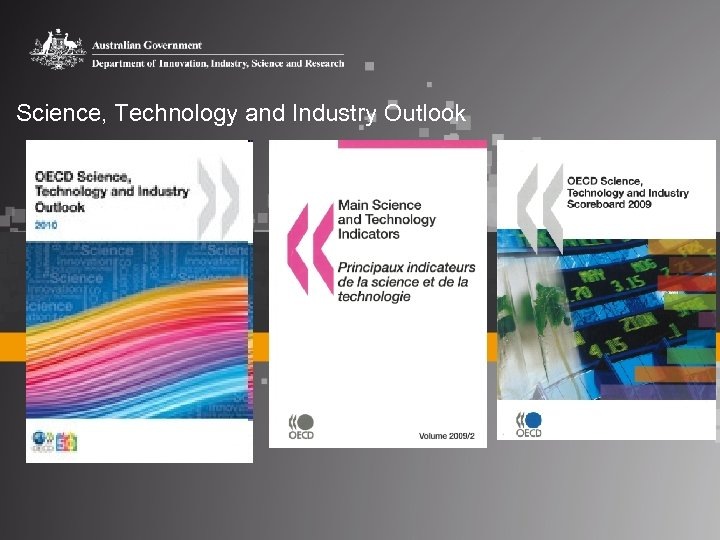 Science, Technology and Industry Outlook