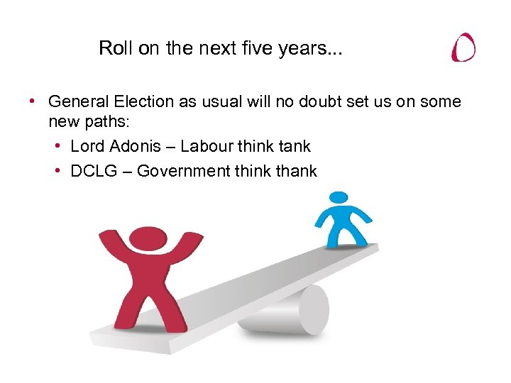 Roll on the next five years. . . • General Election as usual will