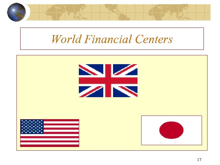World Financial Centers 17