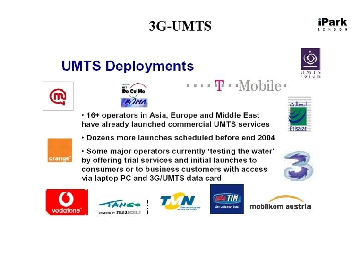 3 G-UMTS