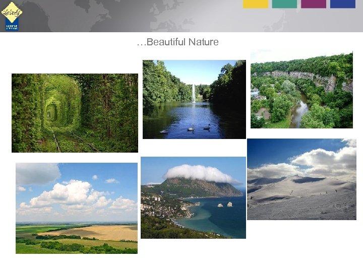 …Beautiful Nature