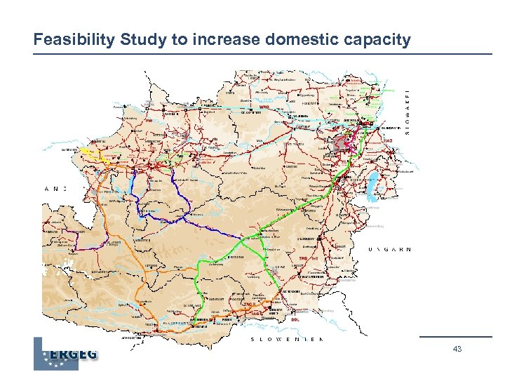 Feasibility Study to increase domestic capacity 43