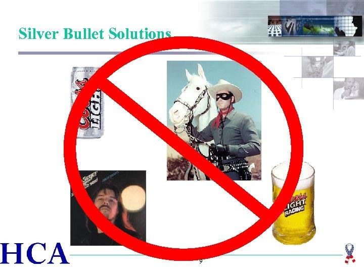 Silver Bullet Solutions 9