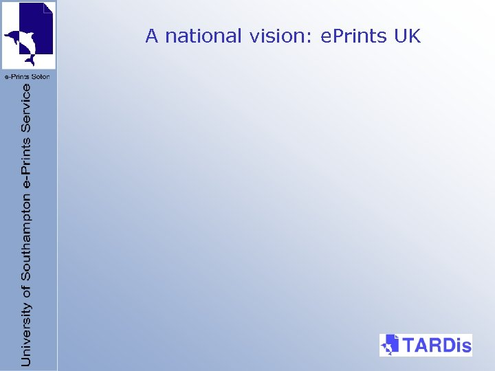 A national vision: e. Prints UK