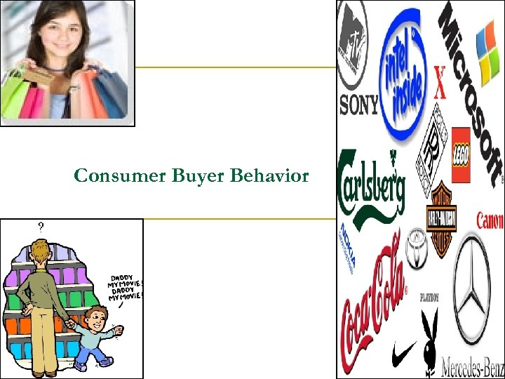 Consumer Buyer Behavior